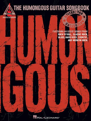 the-humongous-guitar-songbook-guitar-recorded-versions