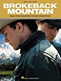 Hal Leonard Corp: Brokeback Mountain: Music from the Motion Picture Soundtrack Piano, Vocal, Guitar
