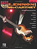 Lennon, John: Lennon and McCartney: Bass Play-Along Volume 13
