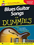 Blues Guitar Songs for Dummies by Greg…