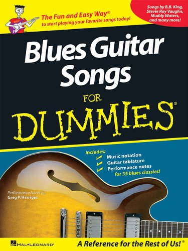 blues-guitar-songs-for-dummies