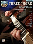 Three Chord Songs Guitar Play-Along Vol. 83…