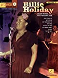 Holiday, Billie: Billie Holiday Pro Vocal Songbook and Cd for Female Singers Volume 33