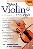 Pinksterboer, Hugo: Tipbook - Violin and Viola