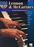 Beatles, The: Lennon and McCartney: Keyboard Play-Along Volume 14 (Hal Leonard Keyboard Play-Along)