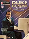 Ellington, Duke: Duke Ellington Favorites Jazz Play-Along Volume 88 (Cd/Pkg)
