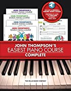 Easiest Piano Course Complete - Boxed Set…