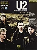 U2: U2 - Guitar Play-Along Volume 121 (Book/Cd)