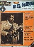 King, B.B.: B.B. King: Blues Play-Along Volume 5 (Hal Leonard Blues Play-Along)