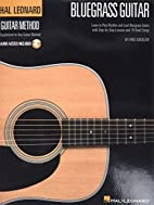 Bluegrass Guitar Stylistic Supplement To The…