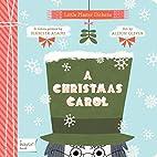 A Christmas Carol: A BabyLit® Colors…