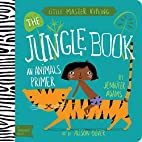 The Jungle Book: A BabyLit® Animals Primer…