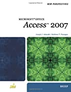 New Perspectives on Microsoft Office Access…