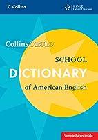 Collins COBUILD School Dictionary of…