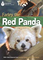 Farley the Red Panda (Footprint Reading…