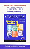Benz, Cheryl: Tapestry Listening & Speaking 1: Audio CDs (2)