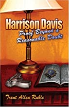 Harrison Davis: Proof Beyond a Reasonable…