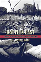 Battles East: A History of the Eastern Front…