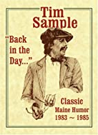 Back in the Day: Classic Maine Humor,…