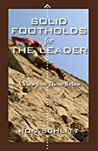 Solid Footholds For The Leader: A View From…