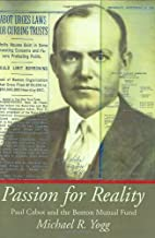Passion for Reality: PaulCabot and the…