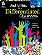 Activities for a Differentiated Classroom…
