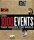 Diamond, Jared: 1000 Events That Shaped the World