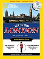 Walking London (Cities of a Lifetime) by…