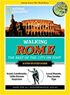 Walking Rome (Cities of a Lifetime) by…