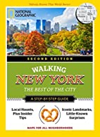 National Geographic Walking New York, 2nd…