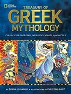 Treasury of Greek Mythology: Classic Stories…
