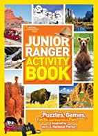 Junior Ranger Activity Book: Puzzles, Games,…