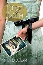 Test of Faith by Christa Allan