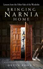 Bringing Narnia Home: Lessons from the Other…