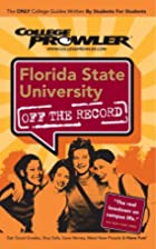 Florida State University FL 2007 (College…