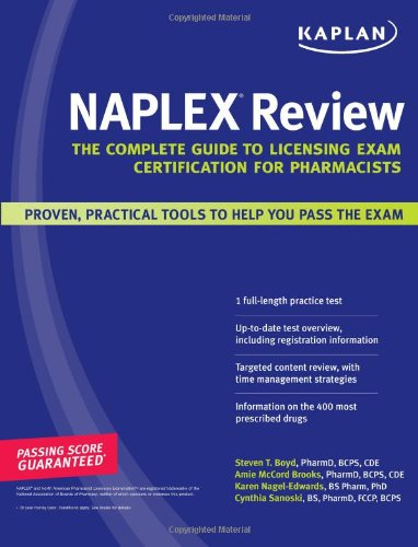 kaplan-naplex-review-the-complete-guide-to-licensing-exam-certification-for-pharmacists