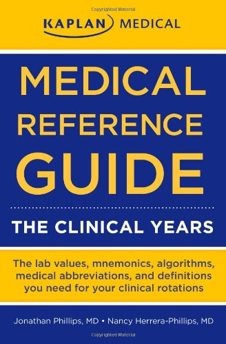 medical-reference-guide-the-clinical-years