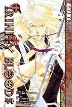 Trinity Blood, Volume 1 by Kiyo Kyujyo