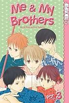 Me & My Brothers, Vol. 3 by Hari Tokeino