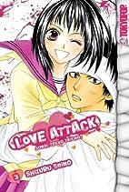 Love Attack, Vol. 3 by Shizuru Seino