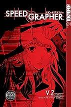Speed Grapher - MANGA Volume 2 by Tomozo