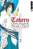 Acheter Takeru, Opera Susanoh Sword of the Devil volume 2 sur Amazon
