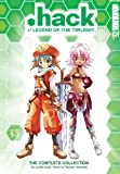 Hamazaki, Tatsuya: .hack//Legend of the Twilight 1-3: The Complete Collection