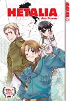 Hetalia: Axis Powers, Volume 1 by Hidekaz…