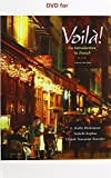 Heilenman, L. Kathy: DVD for Heilenman/Kaplan/Toussaint Tournier's Voila!: An Introduction to French, 6th