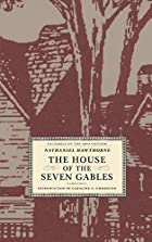 The House of the Seven Gables by Nathaniel…