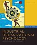 Levy, Paul: Industrial/Organizational Psychology