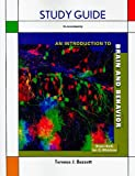 Kolb, Bryan: Study Guide for Introduction to Brain and Behavior