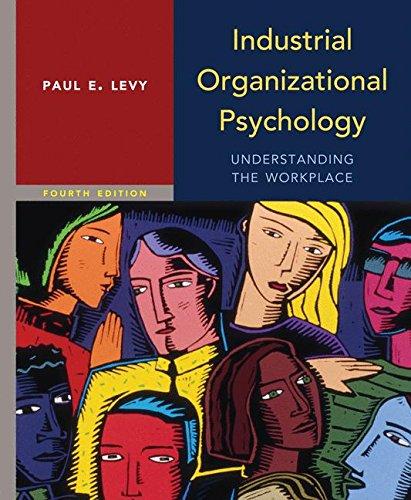 industrial-organizational-psychology