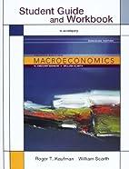 Macroeconomics by Roger T. Kaufman